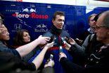 F1 | 「ホンダに関してはすべてスムーズだった」とトロロッソのクビアト。有意義なテスト初日を終え、向上への期待高まる