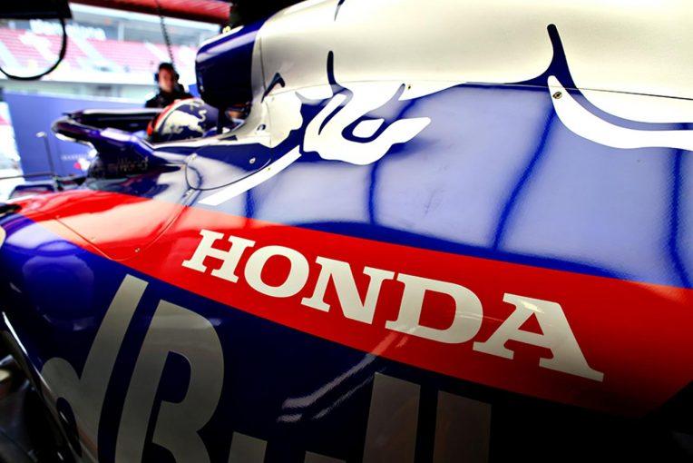 F1 | 【ホンダ密着】F1バルセロナテスト初日:昨年の倍以上のスタッフ50名の大所帯。まずはPUトラブルフリーで信頼性は合格点