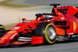 F1 | ベッテル、F1バルセロナテスト初日にトップタイムを記録。「マシンはほぼ完璧。これ以上望めないほど良い日だった」