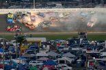 海外レース他 | NASCAR:2019年初戦デイトナ500でトヨタがトップ3独占。レース終盤には21台絡む大クラッシュ