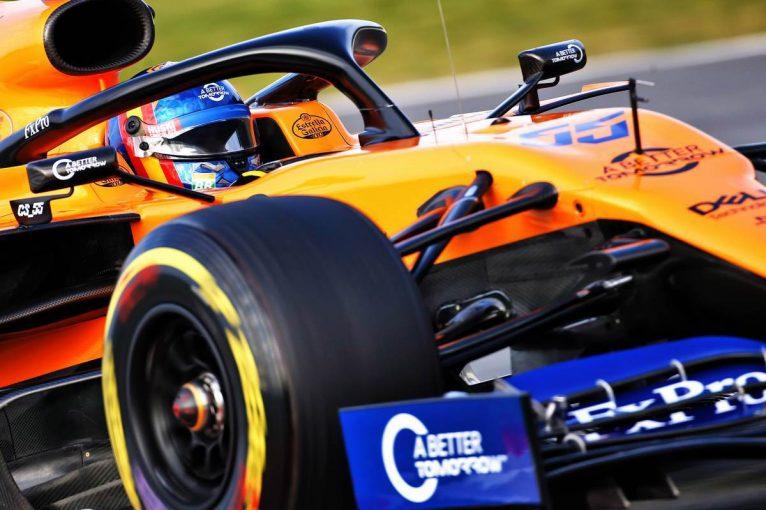 F1 | サインツJr.、2番手タイムをマークしたマクラーレンF1の初日テストに感銘「チーム全員が誇るべき内容」