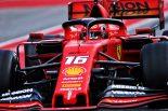 F1 | 【F1テスト1回目デイ2・午前タイム結果】フェラーリのルクレールがトップ、レッドブル・ホンダのガスリーは5番手