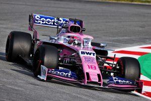 F1 | スポーツペサ・レーシングポイントF1チーム