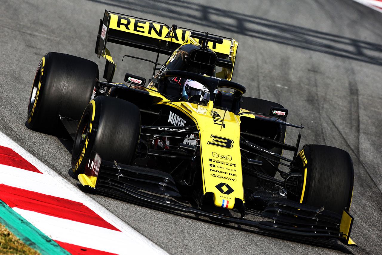 F1 | ルノー 2019年