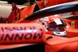 F1 | 【F1テスト1回目デイ2・タイム結果】フェラーリのルクレールが首位。レッドブル・ホンダ初走行のガスリーはクラッシュ