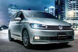クルマ | VW、渋滞時追従支援を標準化した『ゴルフ・トゥーラン』改良モデルを発売