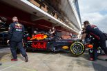 F1 | 【ホンダ密着】F1バルセロナテスト2日目:トップと1秒差も、「今は走行距離を稼ぐ段階」。信頼性はまだ万全とは言えず