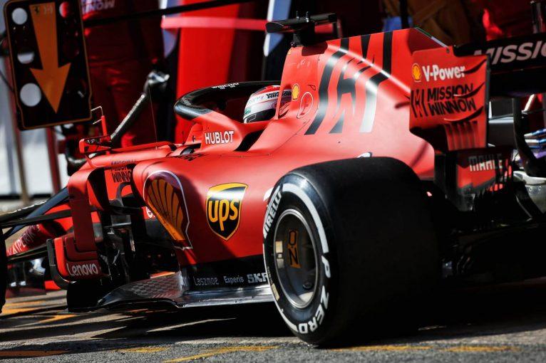 F1 | フェラーリF1の2日目テストを担当したルクレール「まずは高ぶる感情を抑えることに集中した」