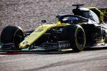 2019年F1バルセロナテスト2日目:ダニエル・リカルド(ルノー)