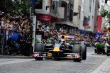 F1 | 史上初、2台のF1マシンがいちょう並木を走行。ホンダF1、3月9日に青山でキックオフイベント開催