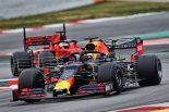 F1 | レッドブルのフェルスタッペン「ライバルとの位置関係はまだ判断できない」と慎重。ホンダとの協力体制には満足
