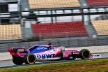 2019年F1バルセロナテスト1回目 セルジオ・ペレス レーシング・ポイントRP19