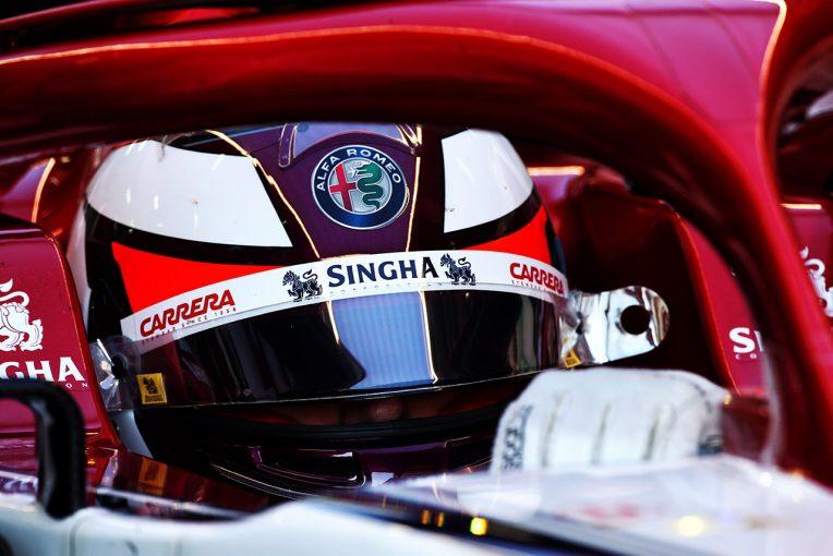 F1 | 【F1テスト1回目デイ3・午前タイム結果】ライコネンがトップ。レッドブル・ホンダのフェルスタッペンは5番手