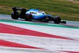 2019年第1回F1バルセロナテスト3日目:ジョージ・ラッセル(ウイリアムズFW42)がコースイン