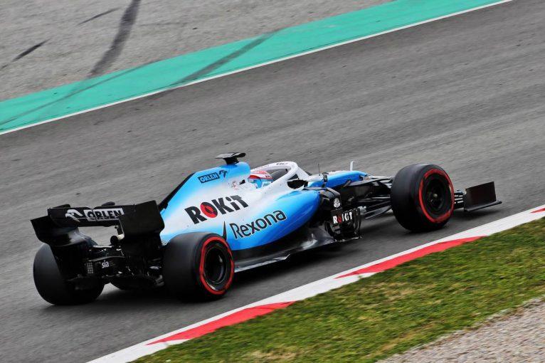 F1 | 【F1ギャラリー】バルセロナテスト3日目:ウイリアムズFW42がコースイン