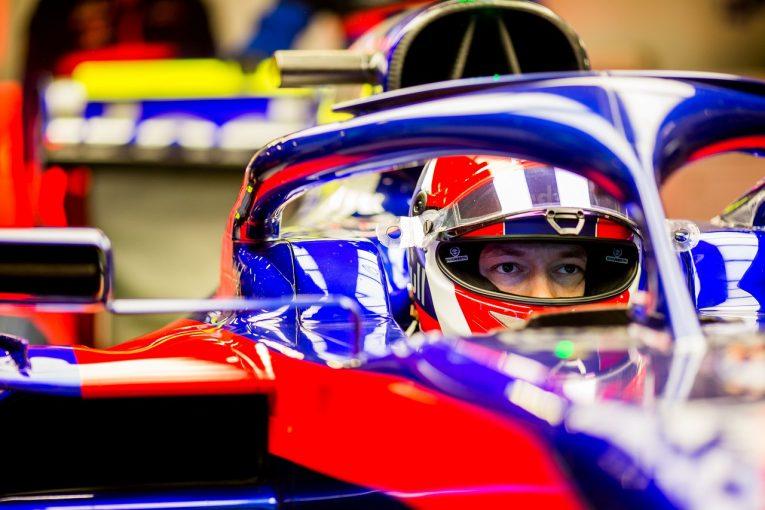 F1 | 【F1テスト1回目デイ3・タイム結果】トロロッソ・ホンダのクビアトがライコネンを破ってトップタイム