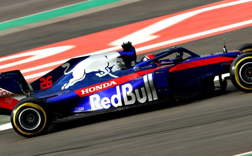 F1 | ホンダF1、再びトラブルフリーで順調な一日。トロロッソの最速タイム記録は「チームメンバーのモチベーション向上につながる」