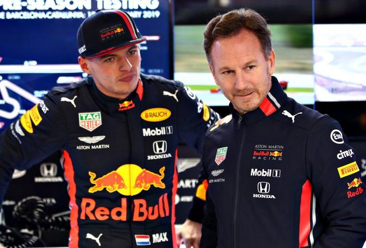 F1 | 早くもライバル陣営の陰謀か。「ホンダPUにバイブレーションの問題」との噂をレッドブル代表が完全否定