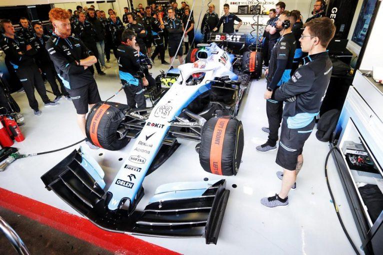 F1 | トロロッソ・ホンダが3日間総合での最速タイムを記録。ウイリアムズがようやくシェイクダウンも前途多難/F1テスト1回目デイ3