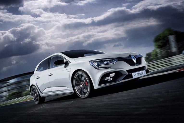 クルマ | ルノー、6速MT採用の『メガーヌR.S.カップ』発表。限定100台を3月22日から販売へ
