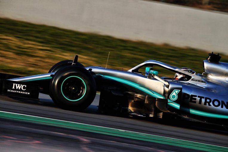 "F1 | 速さを見せたフェラーリは""予想通り""。ハミルトンは「万が一スタートダッシュに失敗しても勝てる」と自信を見せる"