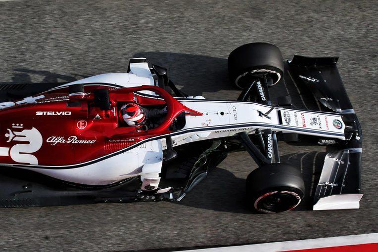 F1 | 津川哲夫の2019私的新車チェック:アルファロメオ】今季いちばんの感性的独創マシン。ライコネンとの個性の共鳴で台風の目となるか