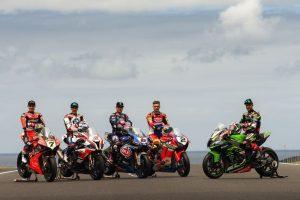 SBKがいよいよ開幕。ホンダ、ヤマハ、ドゥカティ、BMWがカワサキの連覇阻止に挑む