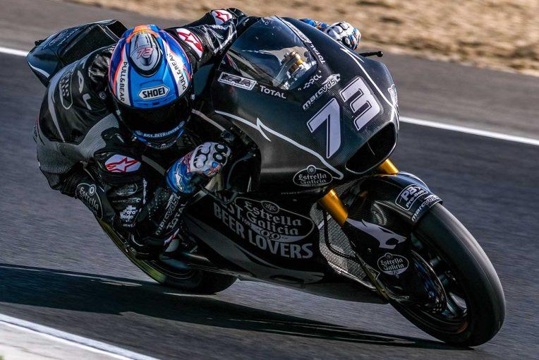 MotoGP   Moto2、Moto3へレス公式テスト2日目はマルケス弟が最速。Moto3では佐々木歩夢が8番手タイム