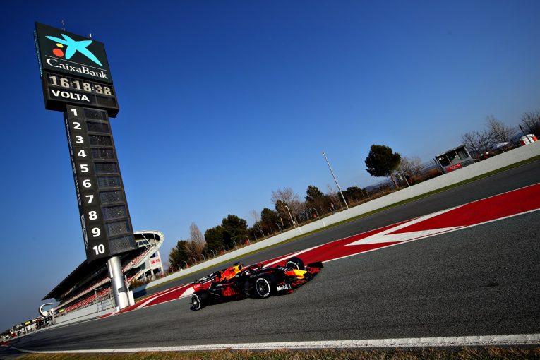 F1 | F1最終テスト ドライバー走行スケジュール情報:レッドブル・ホンダはガスリー、トロロッソはアルボンを初日に起用
