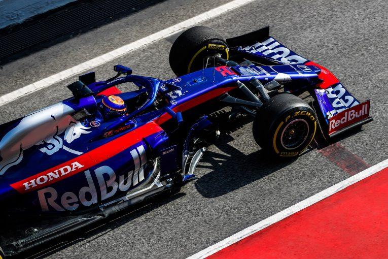 F1 | 「ホンダPUは1年でパワーが大幅にアップ」。トロロッソが好調さをアピール、バイブレーションの噂も否定