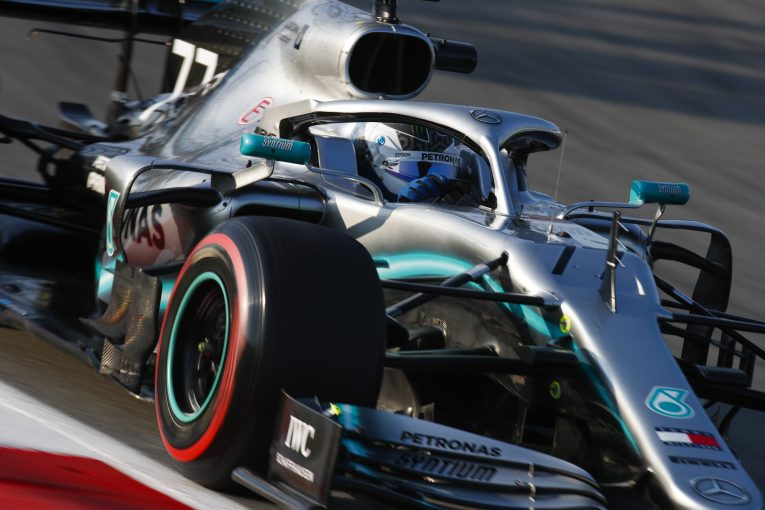 F1 | メルセデスF1、プレシーズンテスト最終日にボッタスがチーム最速タイム。「仕上がってきている」とハミルトン