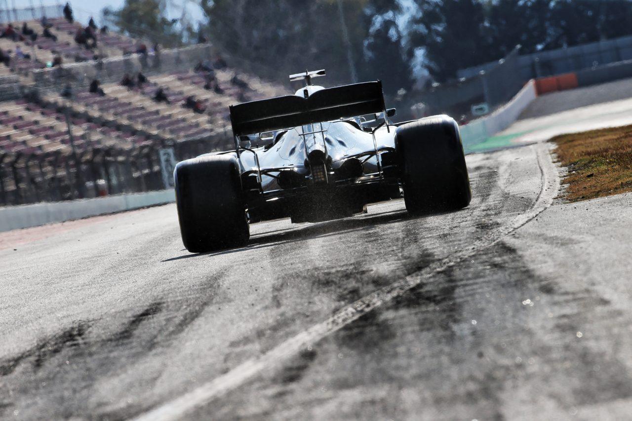 2019年F1プレシーズンテストでのボッタス