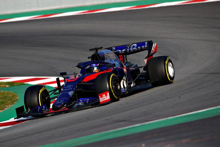 F1 | トロロッソF1、新人アルボンのテストでの走りを「期待以上の素晴らしい仕事」と賞賛