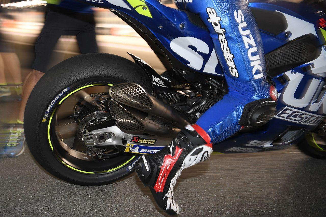 MotoGPカタール公式テスト、初日はヤマハのビニャーレスが最速。中上はホンダ勢最上位の8番手
