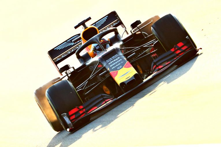 F1 | ポテンシャルを秘めたレッドブル・ホンダの新車。各チームの内容から進捗推察【今宮純:第1回F1テストチーム別分析】
