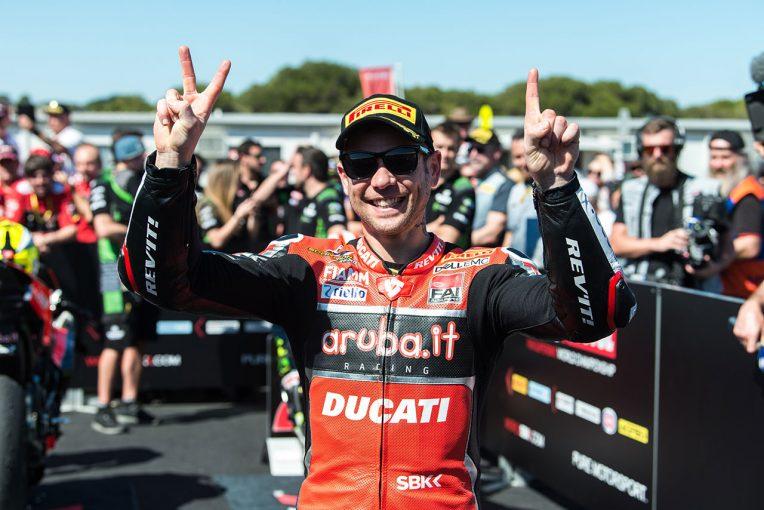 MotoGP | SBK開幕戦オーストラリアはドゥカティのバウティスタが完全制覇。追随許さぬ大量リードでレース2制す