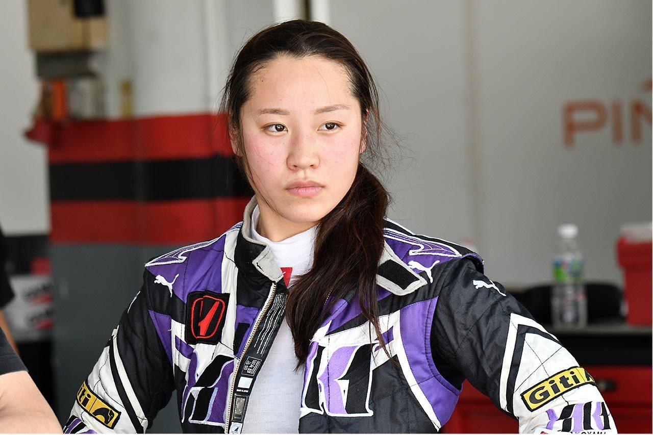 小山美姫がWシリーズ参戦へ向けアジアンF3ウインターシリーズに参加。収穫得るも「悔しいです」