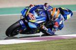 MotoGP | MotoGPカタール公式テスト2日目、スズキのリンスがトップ。初日不振のマルケスは5番手に躍進