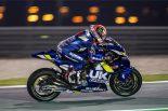MotoGP | MotoGP:スズキの新型マフラー試したリンス「トップスピードが少し改善されていた」/カタールテスト初日コメント