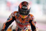 MotoGP | 10番手から5番手に上げたマルケス「初めて普通にテストできた」/カタールテスト2日目コメント