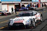 スーパーGT | もてぎでスーパーGTメーカーテストがスタートし10台が走行重ねる。マクラーレンも登場