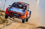 ラリー/WRC | ヒュンダイのソルド、WRCシーズン初戦に向けポルトガル国内戦で調整。「感覚を取り戻すのは重要」