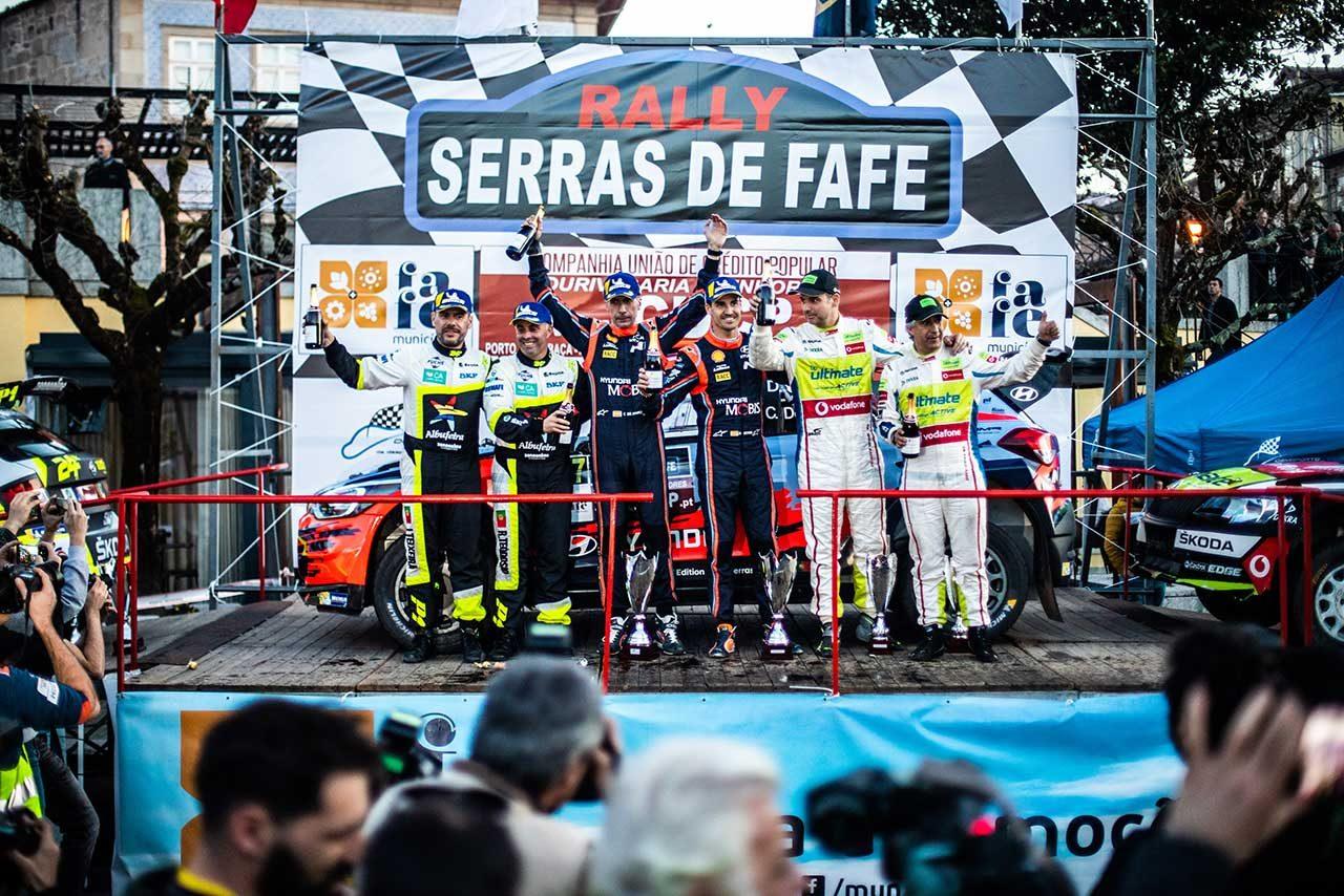 ヒュンダイのソルド、WRCシーズン初戦に向けポルトガル国内戦で調整。「感覚を取り戻すのは重要」