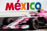 F1 | F1メキシコGPの財政支援は打ち切りに。「国や若い世代のドライバーに大打撃」とペレスが懸念