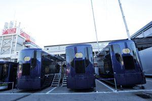 F1 | FIA モーターホーム