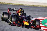 F1 | 【レッドブル密着:第2回テスト初日】マシン理解のプログラムを優先し136周を走破。レース週末を想定したシミュレーションも