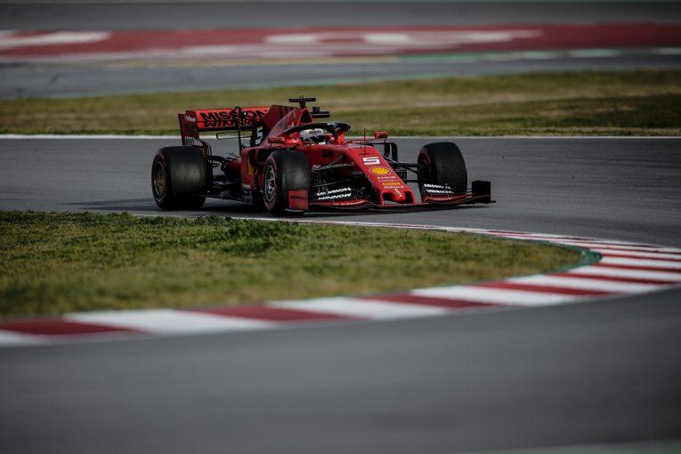 F1 | フェラーリ、第2回F1プレシーズンテスト初日はベッテルとルクレールが合計110周を走行