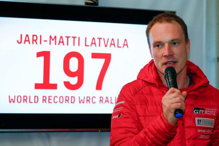 ラリー/WRC | WRC:ラトバラ、トヨタ移籍初年度の「優勝は予想していなかった」。記憶に残るラリーを明かす