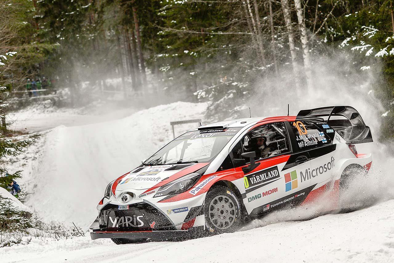 WRC:ラトバラ、トヨタ移籍初年度の「優勝は予想していなかった」。記憶に残るラリーを明かす