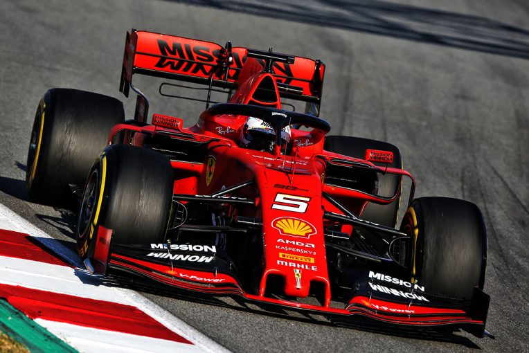 F1 | チーム名変更のフェラーリ、たばこ会社関連のロゴ『Mission Winnow』をマシンからも外す。開幕戦のみ「驚きのカラーリング」を採用か